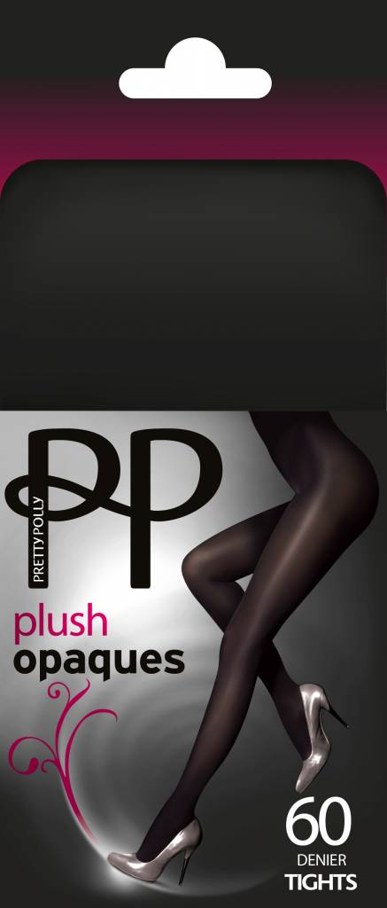 Pretty Polly 60D. Velvet Microfiber Opaque Tights