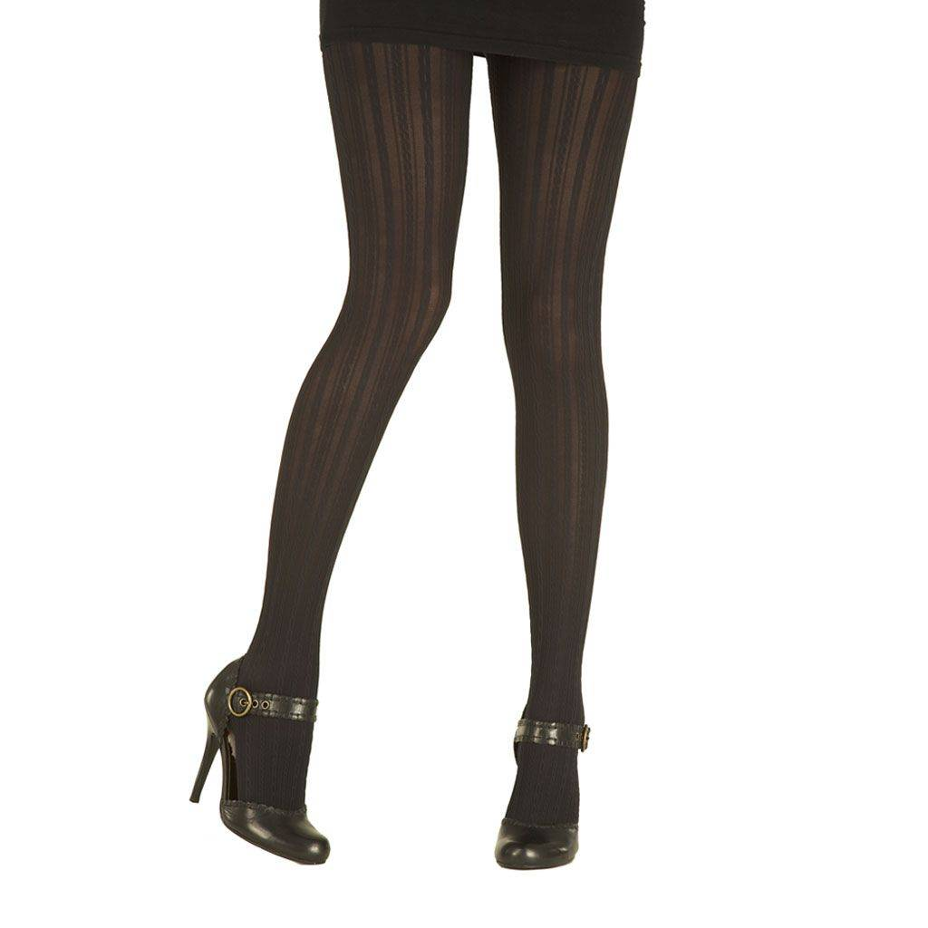 Pretty Polly Textured Cable Opaque Tights