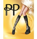Pretty Polly Baroque Embellished kniekousjes
