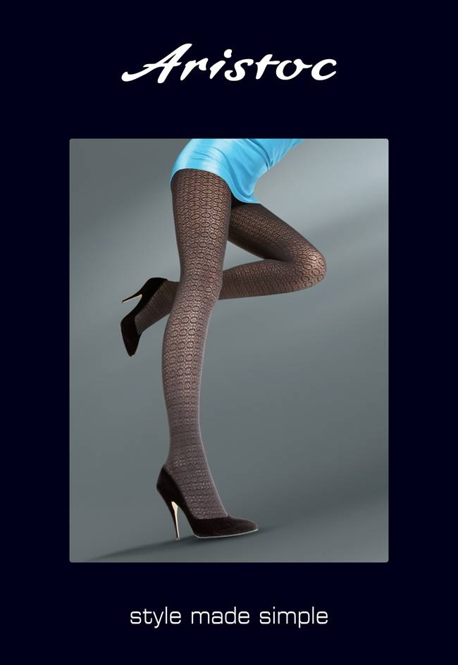 Aristoc Circle Design Tights