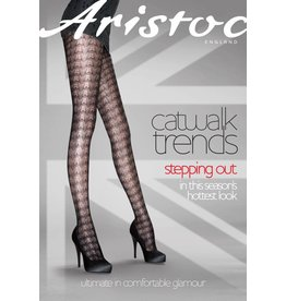 Aristoc Textured Chevron Tights