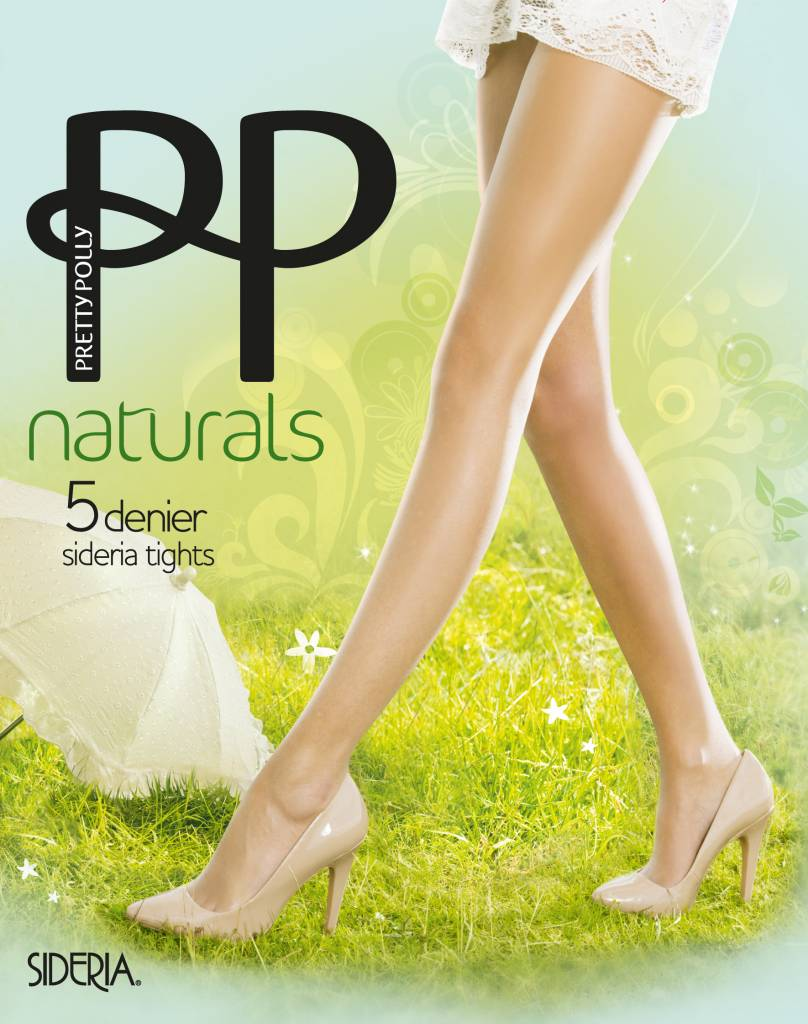 """Pretty Polly Zomer panty 5D. """"Naturals"""" met Canebo Sideria garen"""