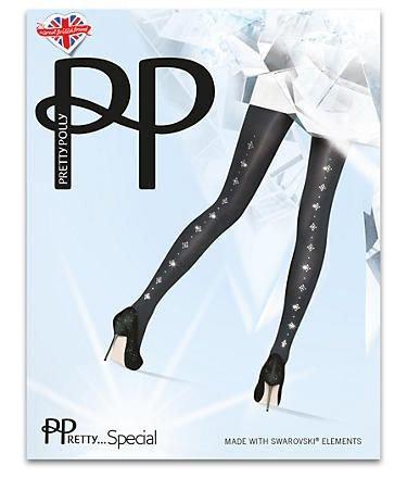 Pretty Polly Swarovski Naad Panty