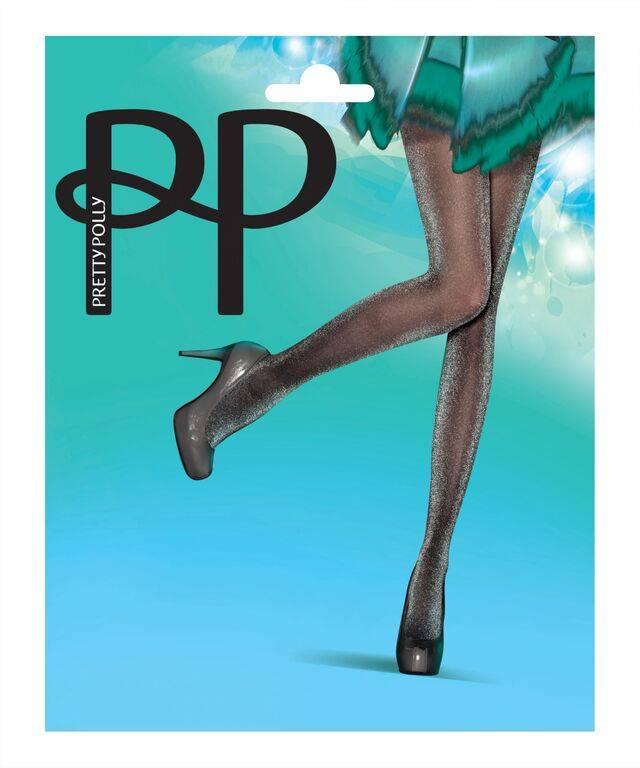 Pretty Polly Sheer Lurex Tights