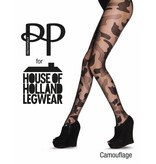 House of Holland Camouflage Panty