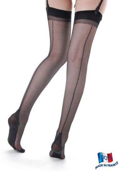 Clio Naad Suspender Lace Stockings