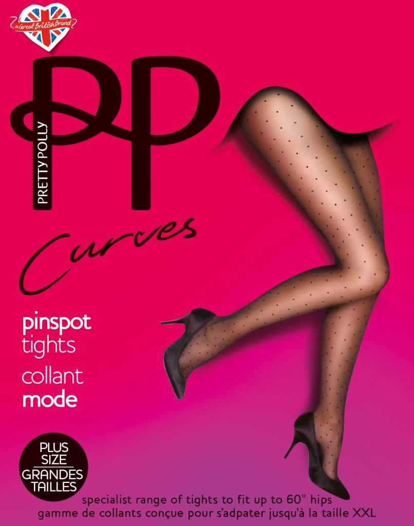 Pretty Polly Pin Dot Tights