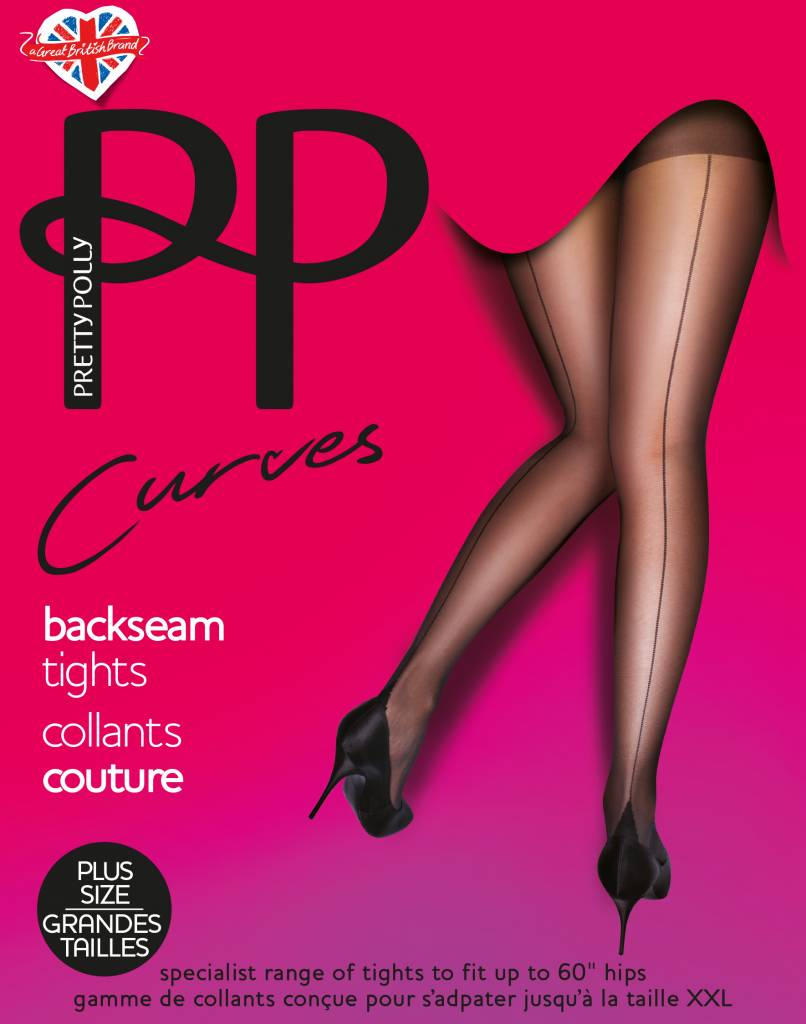 Pretty Polly Backseam Panty