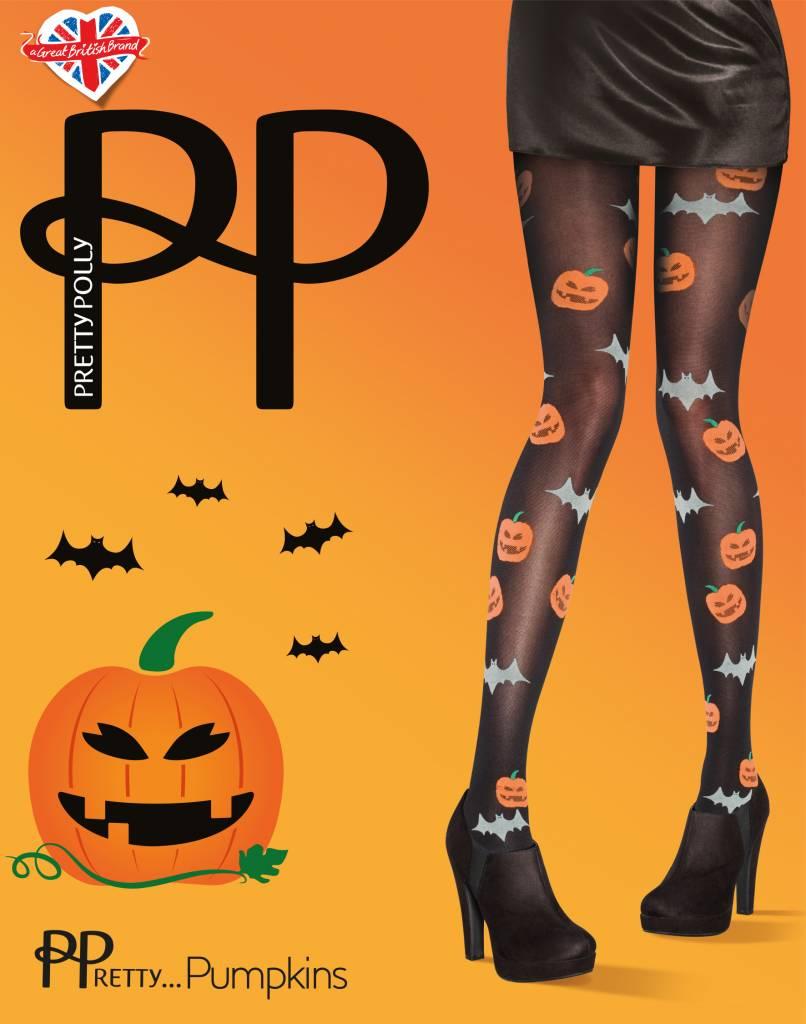 Pretty Polly Pumpkin Tights
