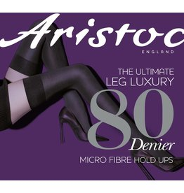 Aristoc 80D. Opaque Hold Ups