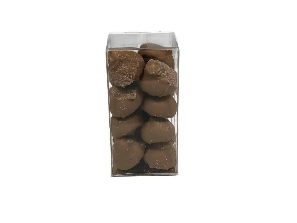 Carameltruffels