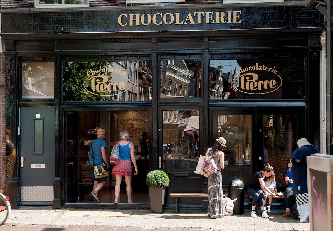 Vakblad Chocolaterie interviewt aankomende generatie Pierre