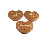Chocoladehart