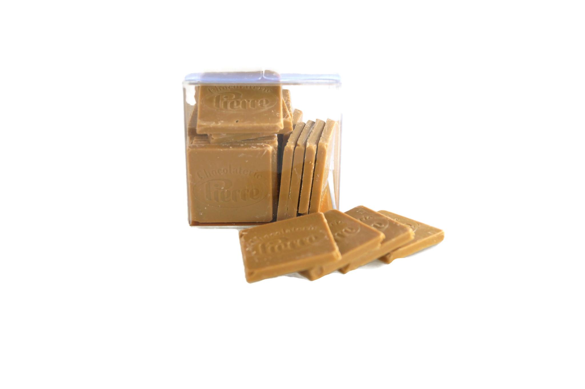 Gold chocolaatjes