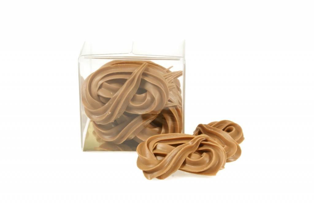 Chocolade krakelingen