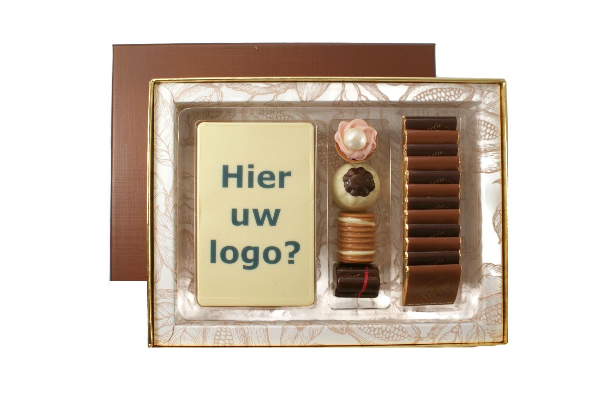 Luxe box Royal met eigen logo