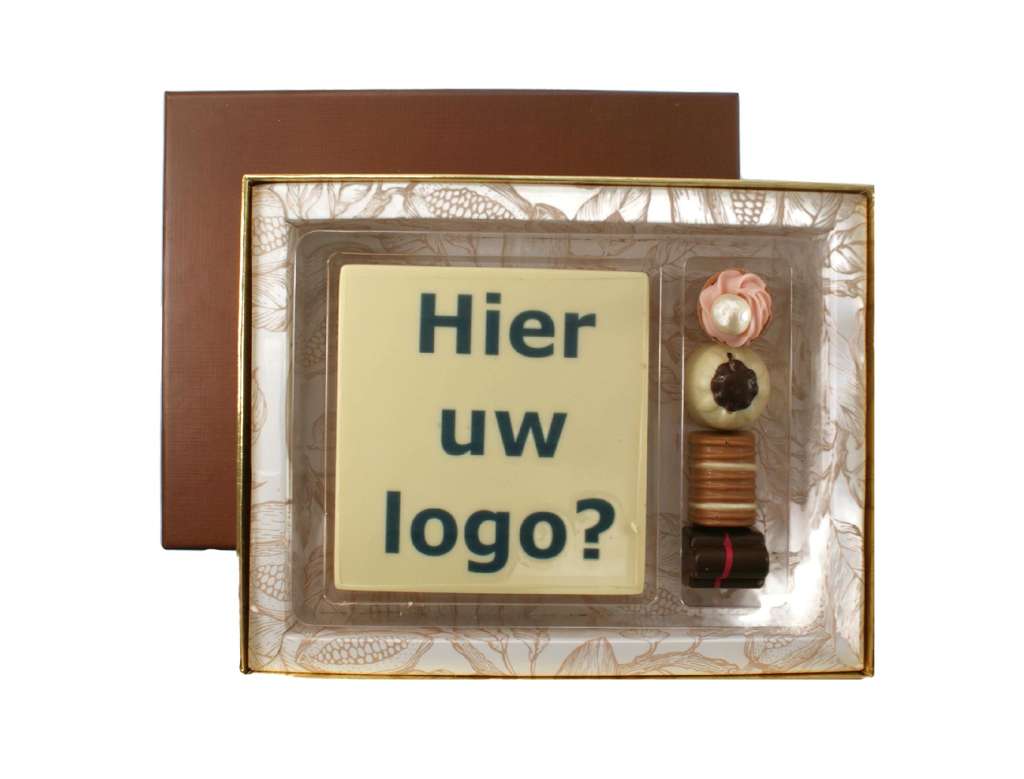 Luxe box met eigen logo