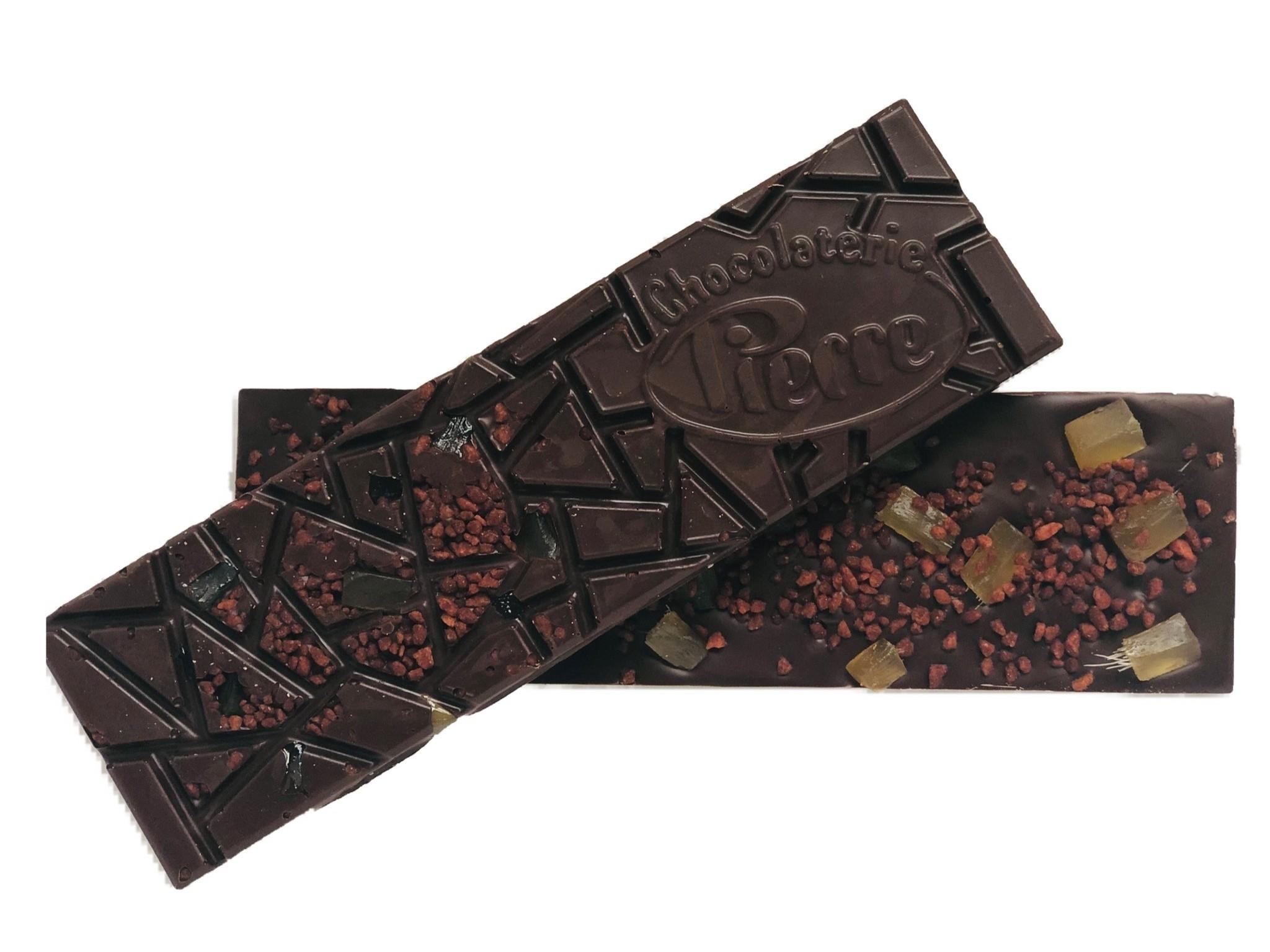 Pierre chocoladereep Ginger Snap