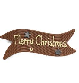 Vaandel 'Merry Christmas'