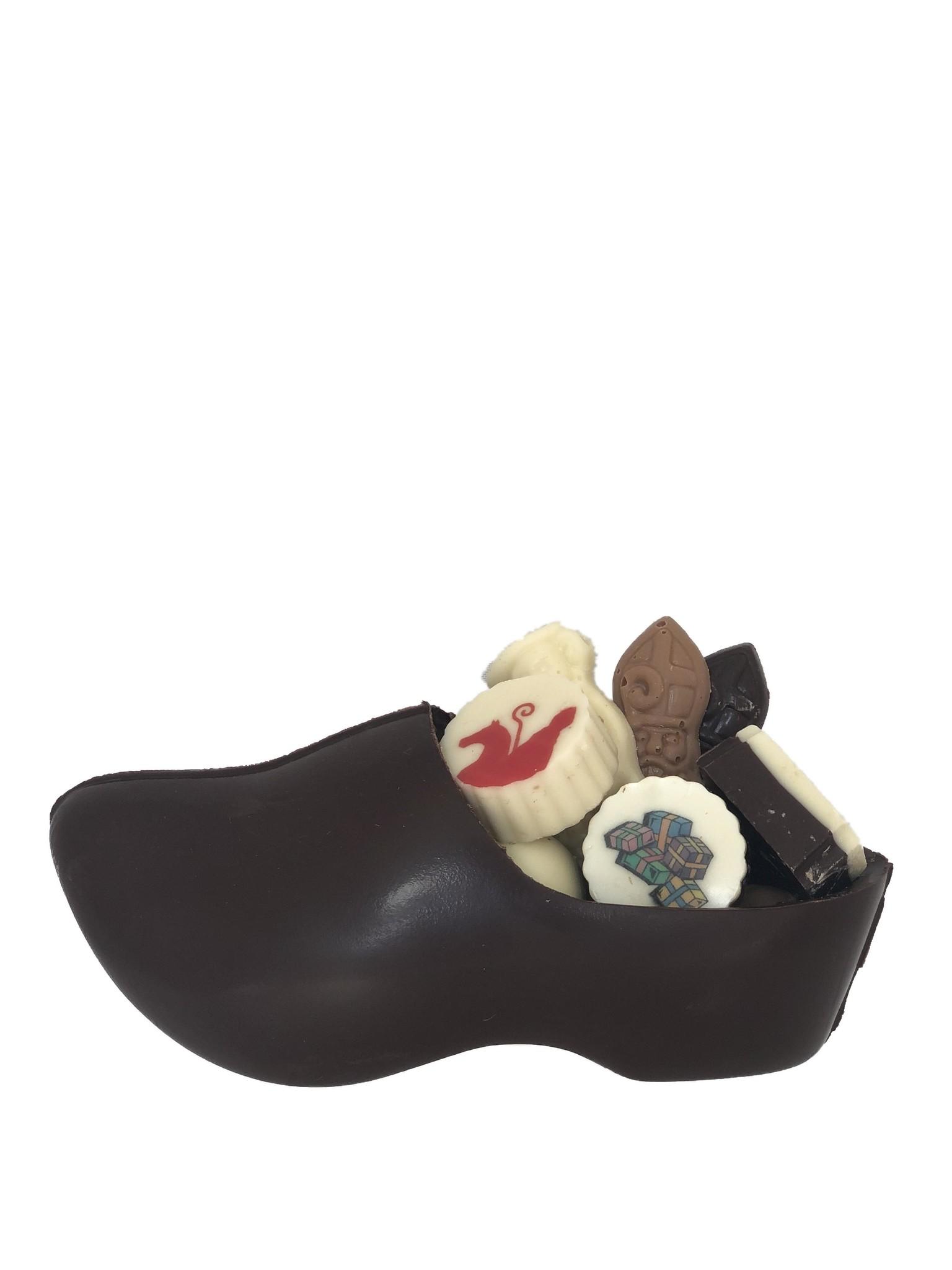 Sinterklaas · Klompje gevuld met chocolade