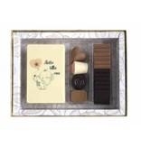 Luxe box Royal met bonbons, chocolade en napolitains Geboorte