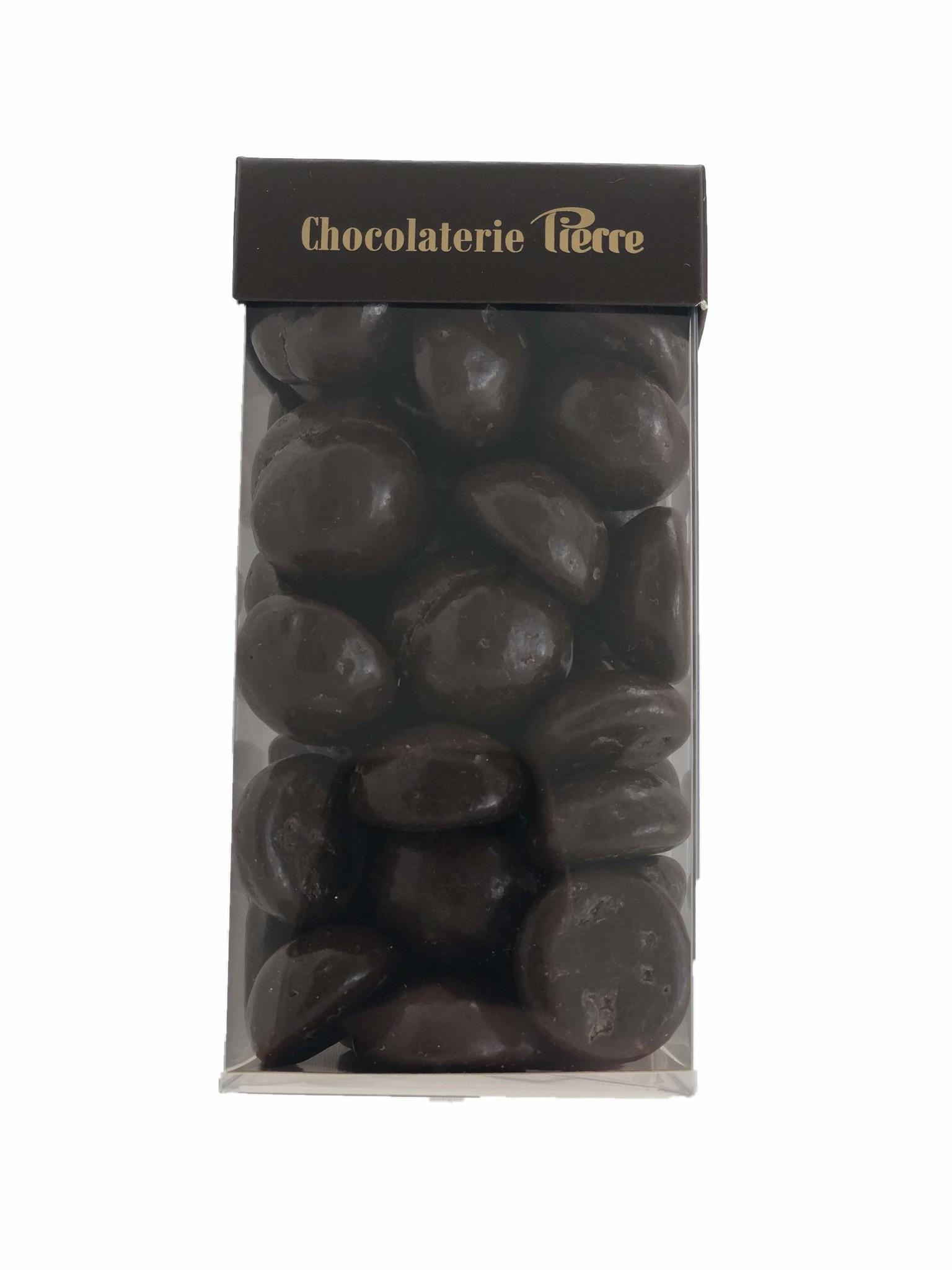 Chocolade pepernoten, lekkernij voor Sinterklaas!