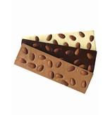 Chocoladereep met amandelen (melk)