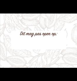 Sticker 'Openmaken op... '