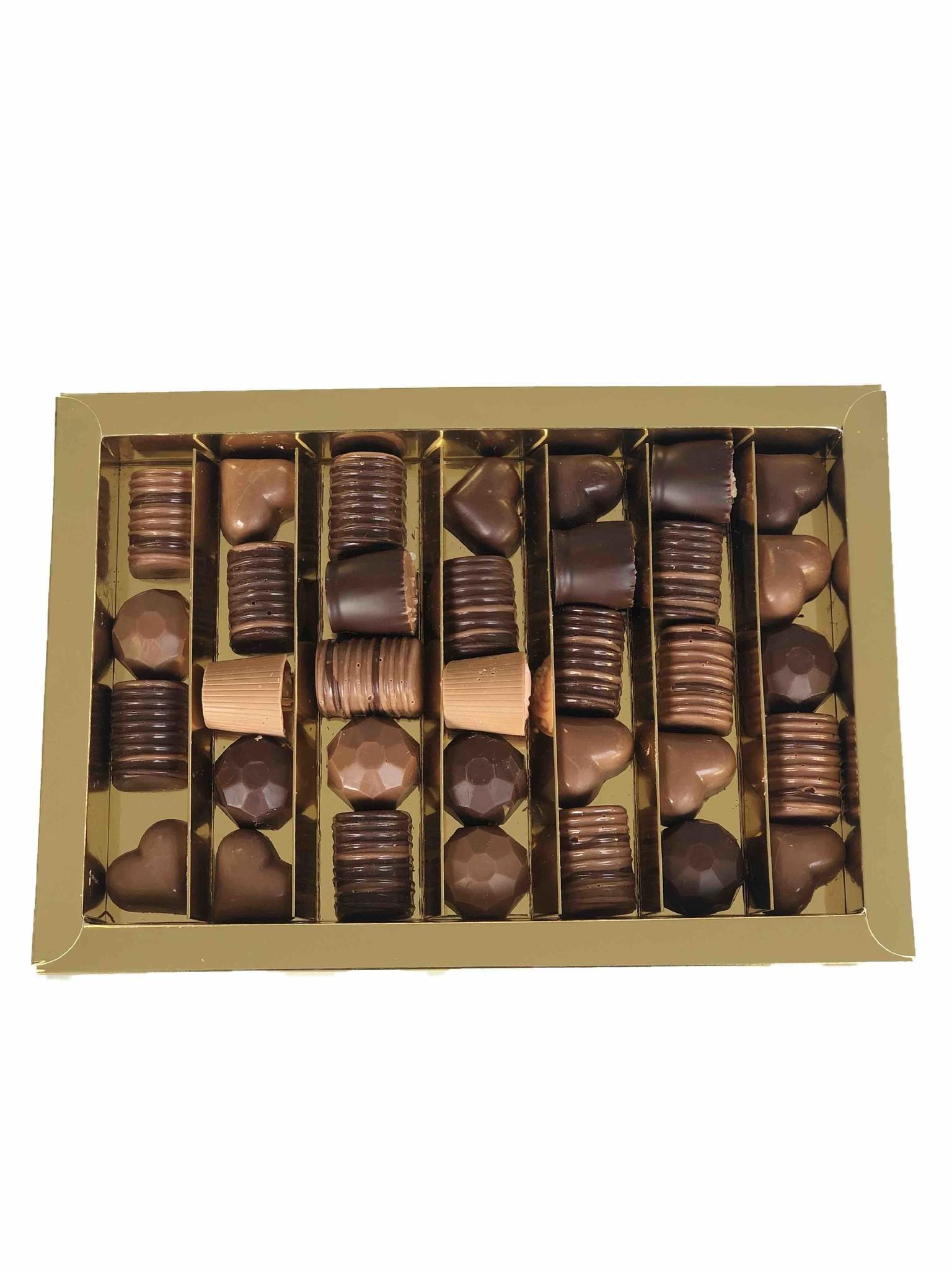 Grote doos met suikervrije bonbons