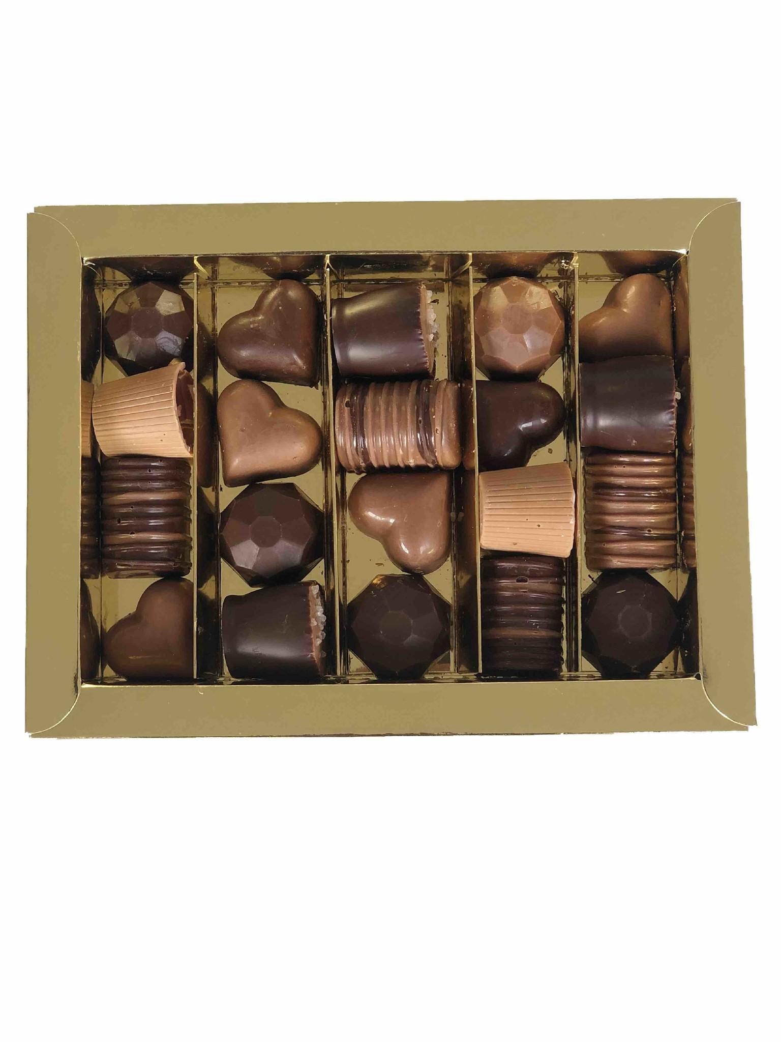 Middelgrote doos met suikervrije bonbons