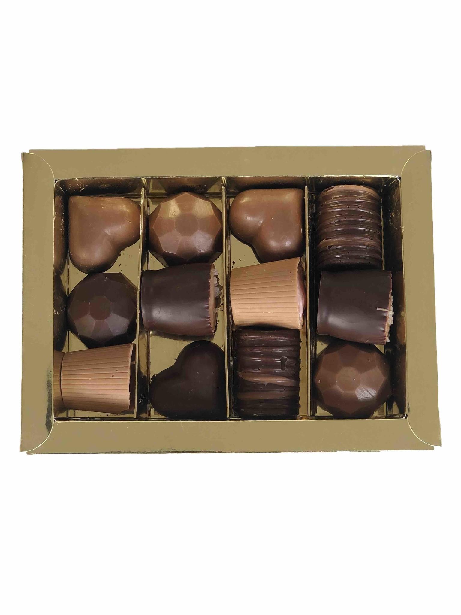 Kleine doos met suikervrije bonbons