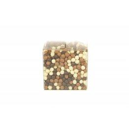 Crispy pearls