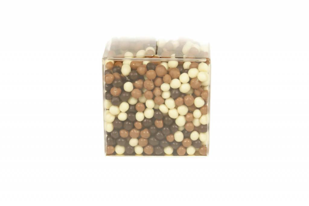 Crispy pearls mini