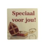 Speciaal voor jou! chocoladetablet voor Sinterklaas