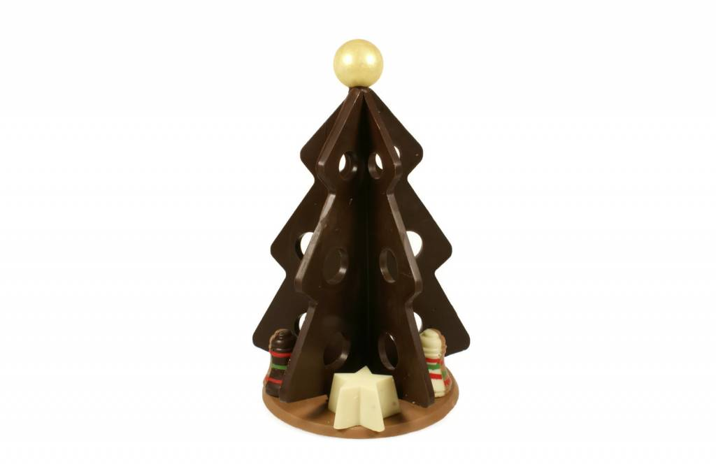 Kerstboom triangel