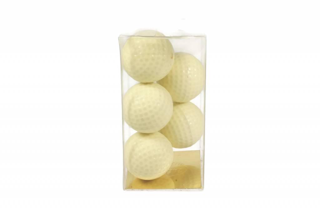 Heerlijke chocolade golfballen (5 stuks)