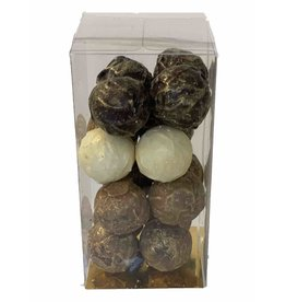 Champagne truffels
