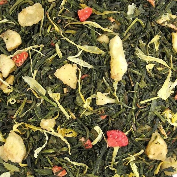Het Straatje van Vermeer groene thee
