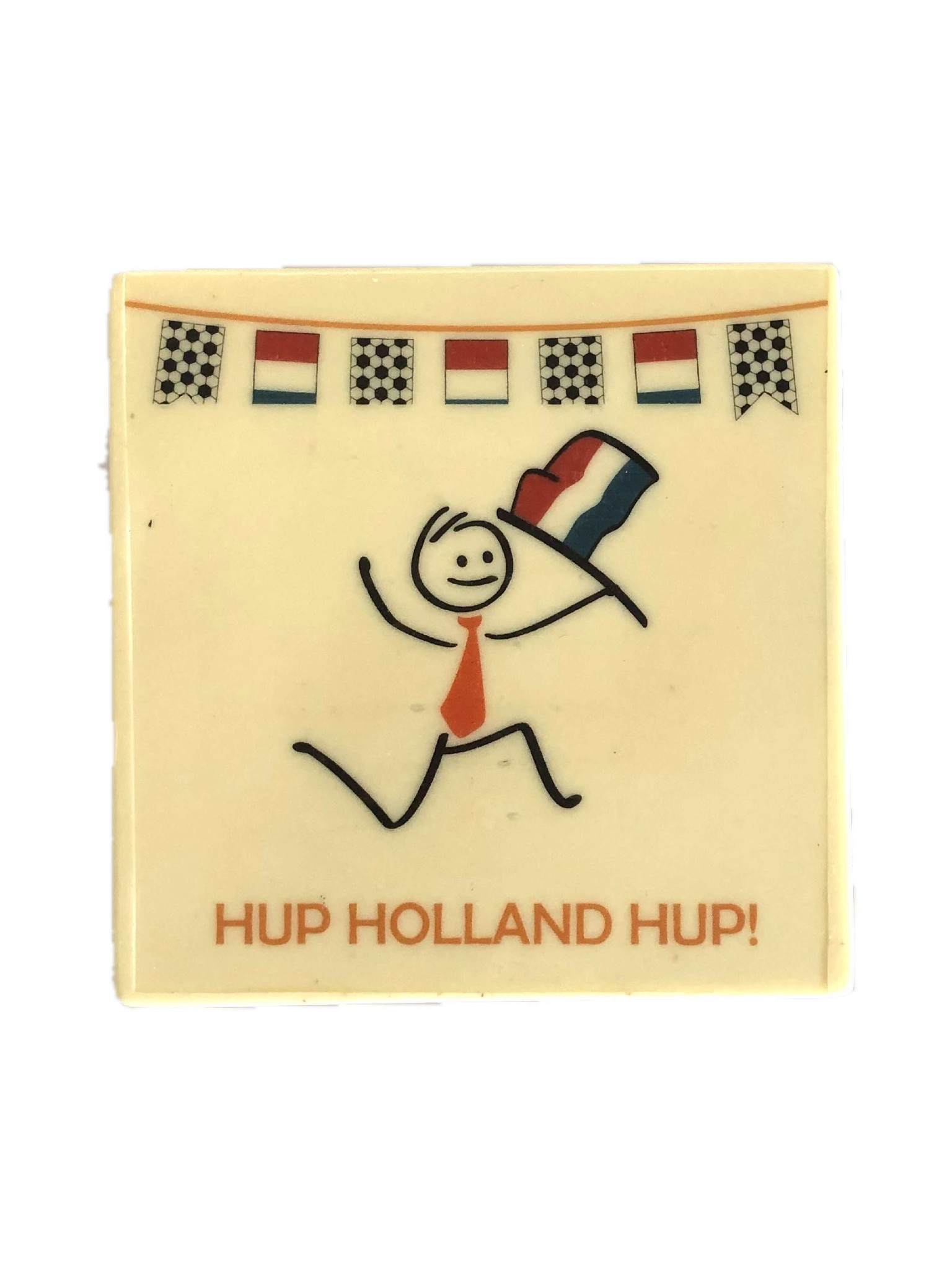 Chocoladetablet Hup Holland Hup!