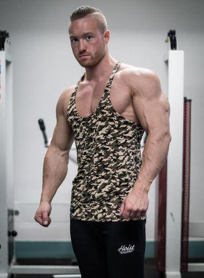 Hoistwear Hoist Camo Warfare Stringer size M & L