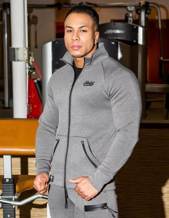 Hoistwear Hoist Livid Jacket  Grey