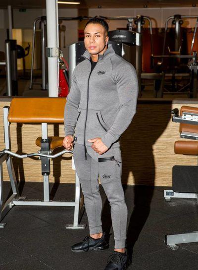 Hoistwear Hoist Livid Jacket  Grey