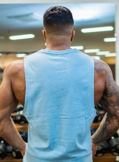 Hoistwear Hoist  Muscletop Blue