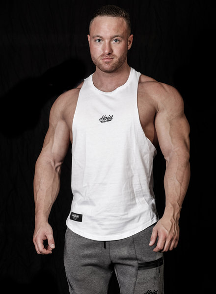 Hoistwear Hoist Narrow White Tank