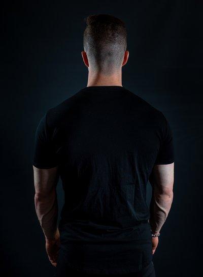 Hoistwear Team Hoist Curved Black / Red