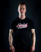 Hoistwear Team Hoist Curved Black/Red