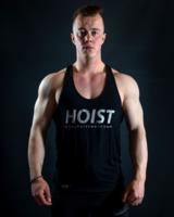 Hoistwear Elite-Stretch Black/Grey Hoist Singlet