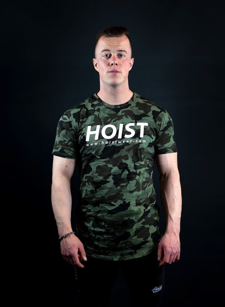 Hoistwear Team Hoist Curved Camo