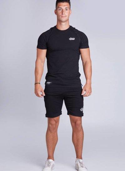 Hoist Fitted Black Shorts  restocked