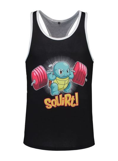 DBZ Squirtle Tanktop